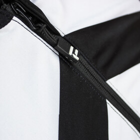 Flaxta Behold Gilet protettivo Uomo, black/white